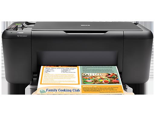 HP Deskjet F4580 All-in-One Printer