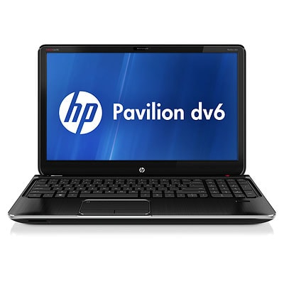 HP Pavilion dv6t Quad Ed. Customizable Notebook PC