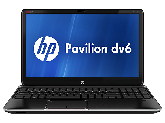 HP Pavilion dv6t-7000 Quad Edition Entertainment Notebook PC