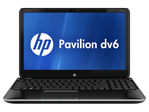 HP Pavilion dv6t-7000 CTO Entertainment Notebook PC