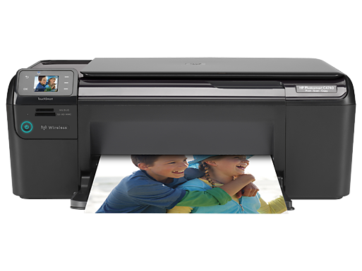 HP Photosmart C4740 All-in-One Printer