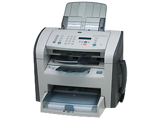 HP LaserJet M1319f 