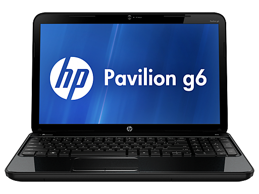 HP Pavilion g6t-2000  Notebook PC