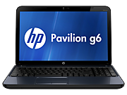 HP Pavilion g6t-2300  Select Edition Notebook PC