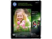 HP Everyday Glossy Photo Paper-100 sht/Letter/8.5 x 11 in