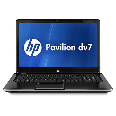 Buy HP Pavilion dv7t Quad Ed. Customizable Notebook PC by HP