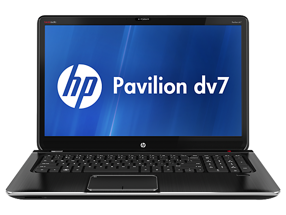 HP Pavilion dv7t-7000 Quad Edition Entertainment Notebook PC