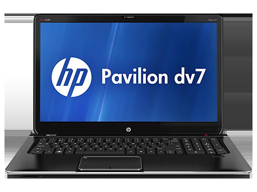 HP Pavilion dv7t-7000 CTO Quad Edition Entertainment Notebook PC
