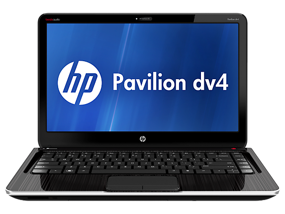 HP Pavilion dv4t-5100 Entertainment Notebook PC