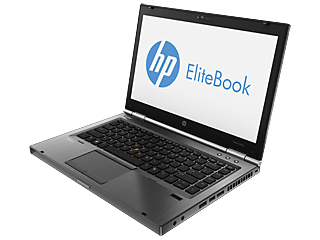 HP EliteBook 8470w 