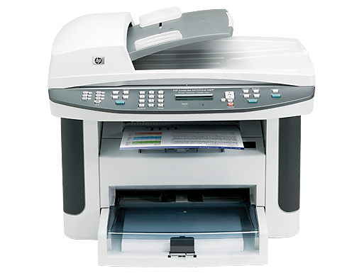Supplies and support for the HP LaserJet M1522nf Multifunction Printer