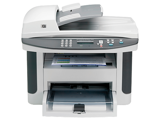 Supplies and support for the HP LaserJet M1522n Multifunction Printer