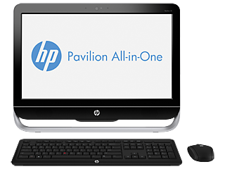 惠普HP Pavilion All-in-One 23-1009cn 台式电脑(R)