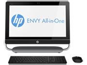 HP ENVY 23-c115xt All-in-One  Desktop PC