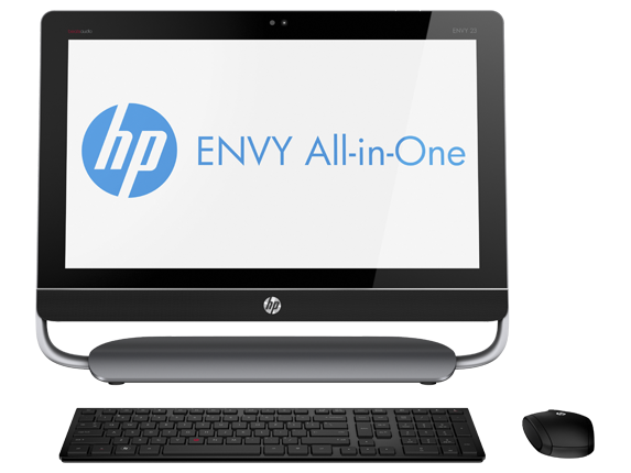 HP ENVY 23-c055 All-in-One Desktop PC