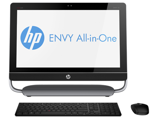HP ENVY 23-c210xt All-in-One  Desktop PC (ENERGY STAR)
