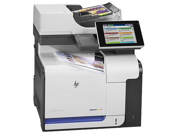 HP LaserJet Enterprise 500 color MFP M575dn