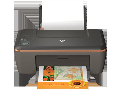 Hp deskjet 2512 all in one printer for Best home office hp inkjet printer
