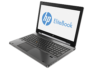 HP EliteBook 8570w (OS)