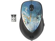 HP x4000 Wireless Mouse (Cowa Bunga) with Laser Sensor