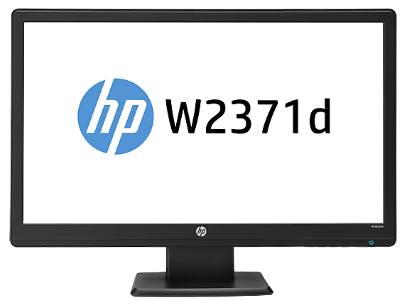 HP W2371d 23-inch Diagonal LED Backlit Monitor