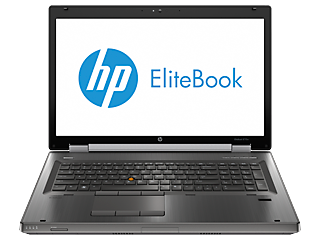 HP EliteBook 8770w (OS)