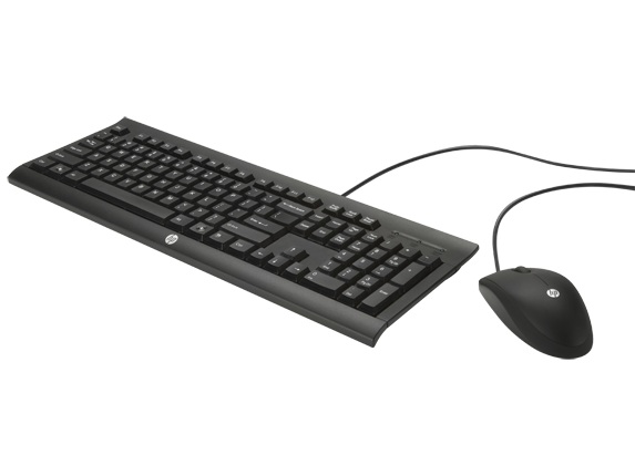 HP C2500 Keyboard and Mouse Combo