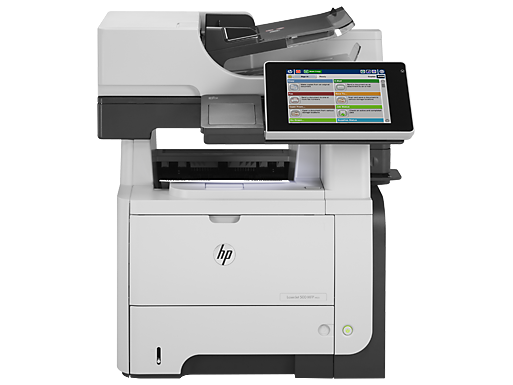 ... Office > Printers > HP LaserJet > HP LaserJet Enterprise 500 MFP M525f