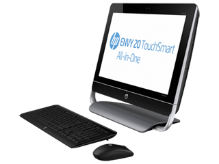 HP ENVY 20-d000cn TouchSmart 