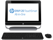 HP ENVY 20-d030 TouchSmart All-in-One Desktop PC