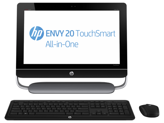 HP ENVY 20-d010t TouchSmart All-in-One Desktop PC