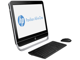 惠普HP Pavilion All-in-One 23-b102cn 台式一体机