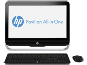 HP Pavilion 23-b145xt All-in-One  Desktop PC