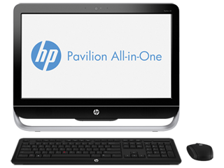 惠普HP Pavilion 23-b101cn All-in-One 台式电脑