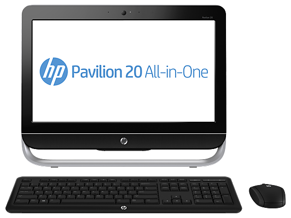 HP Pavilion 20-b220t All-in-One Desktop PC (ENERGY STAR)