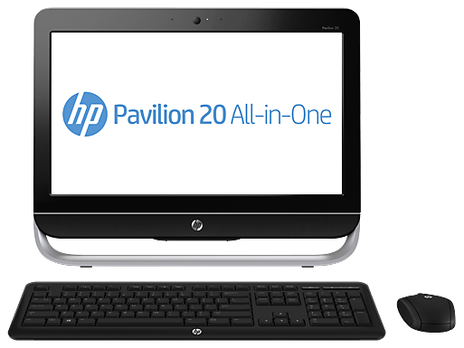 "HP Pavilion 20-b220t 20"" Intel Core i3 All-in-One Desktop"