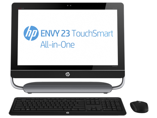 HP ENVY 23-d140t TouchSmart All-in-One Desktop PC