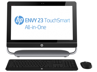 惠普HP ENVY 23-d170cn TouchSmart 触摸一体电脑(OS)