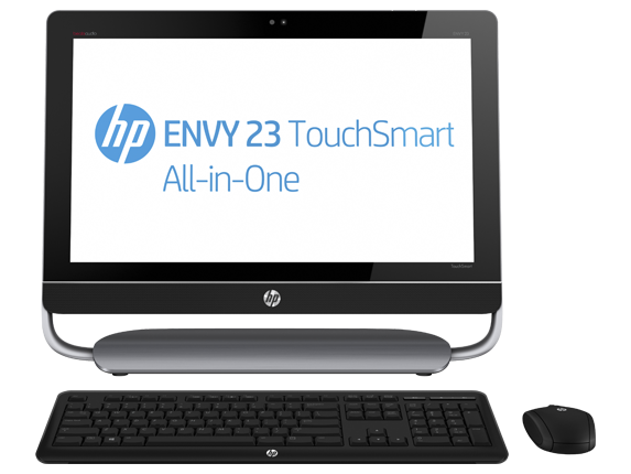 HP ENVY 23-d150 TouchSmart All-in-One Desktop PC
