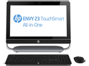 HP ENVY 23-d150xt TouchSmart All-in-One  Desktop PC