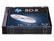 HP BDR Media