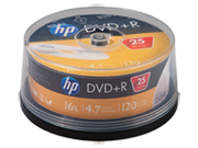 HP DVD+R Media