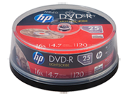 HP DVD-R with LightScribe Media