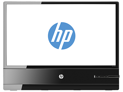 HP x2401 24-inch LED Backlit Monitor