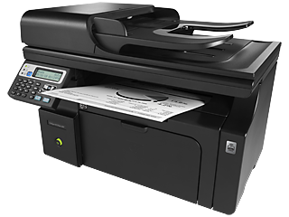 HP HotSpot LaserJet Pro M1218nfs MFP(R)