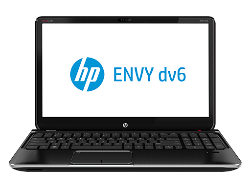 HP ENVY dv6t-7300 Quad Edition Notebook PC