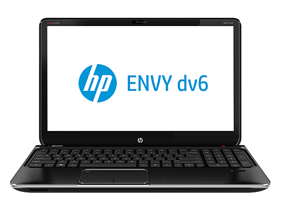 HP ENVY dv6t-7300 Select Edition Notebook PC