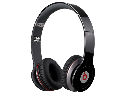 Beats by Dr. Dre Solo HD ControlTalk Black Headphones