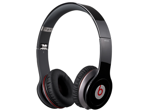 Beats by Dr. Dre Solo HD ControlTalk Black