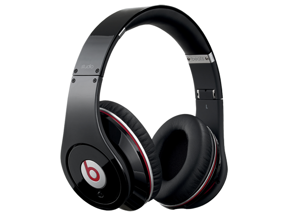 Beats by Dr. Dre Studio High Definition ControlTalk Black Headphones